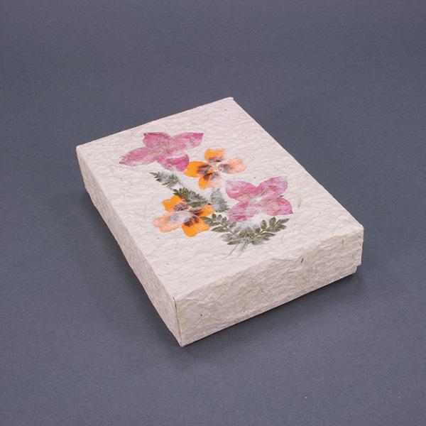 3.5 x 5 x 1.25 Flower Gift Box