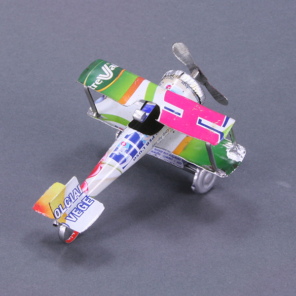 """Tin Can Bi-Plane 3"""""""