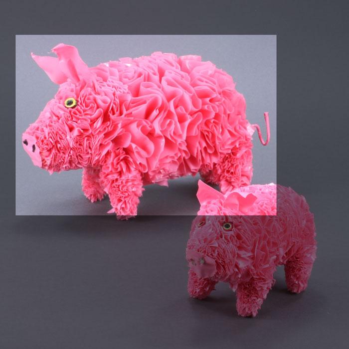 """Plastic Pig 5"""""""