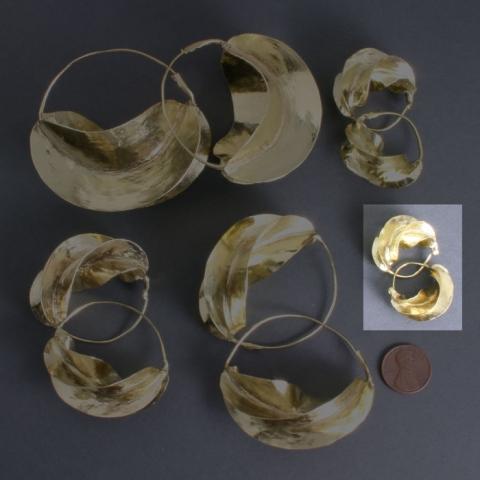 Fulani Brass 7/8